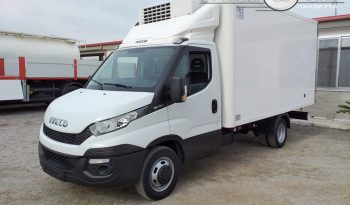RIF. 432 IVECO DAILY 35 C 15 – FURGONE ISOTERMICO THERMO KING V 500 20 MAX – EURO 5 – 2016 completo